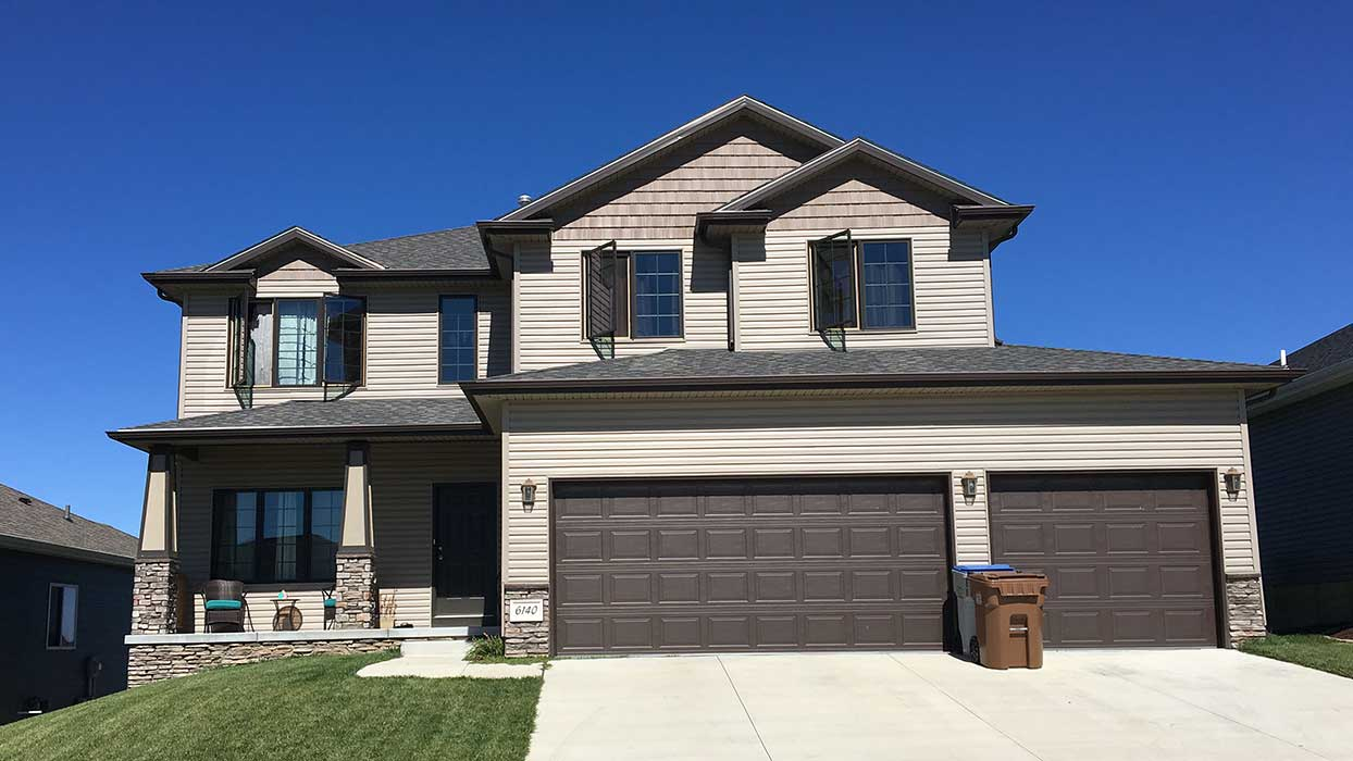The Sierra II by Prairie Home Builders Lincoln NE