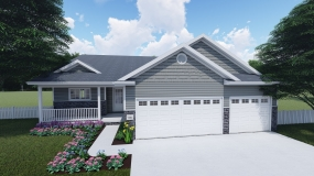 The Alpine Prairie Home Builders Lincoln Ne