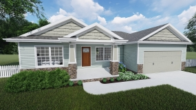 The Birch 1212 SF Virtuactive Rendering Front Perspective View 8-13-18